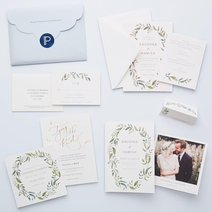 Wedding Invitation Sample Pack