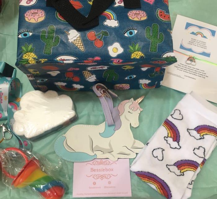 Bessiebox Girls Monthly Box or Birthday Box