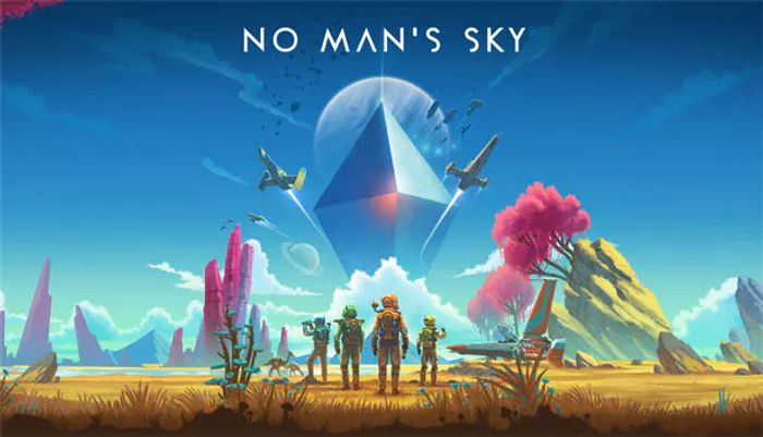 No Man's Sky on Humble Bundle