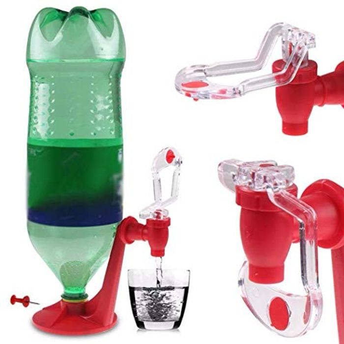 Plastic Hand Pressure Type Coke Dispenser