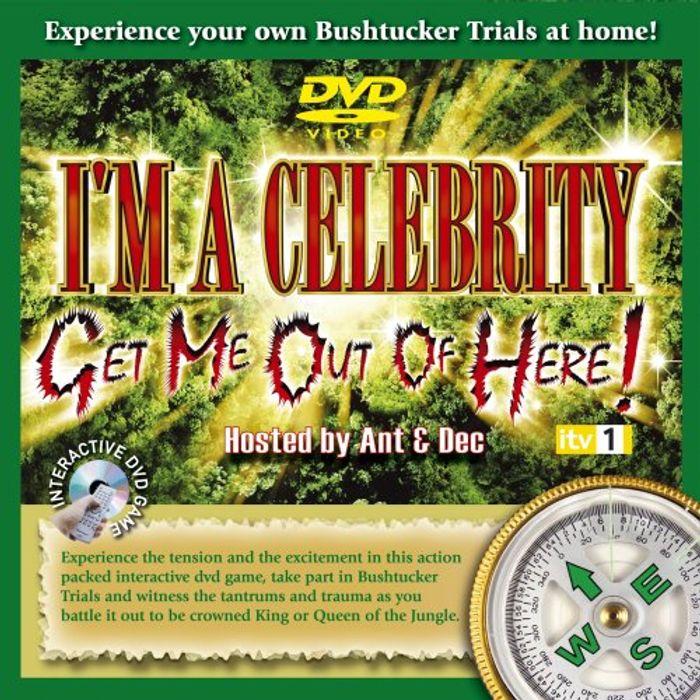 I'm a Celebrity, Get Me out of Here! (Interactive DVD Game)