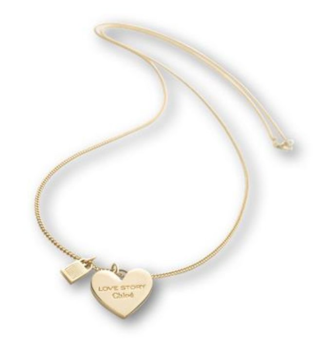 Free Gift Chlo Parfum Necklace With Spend
