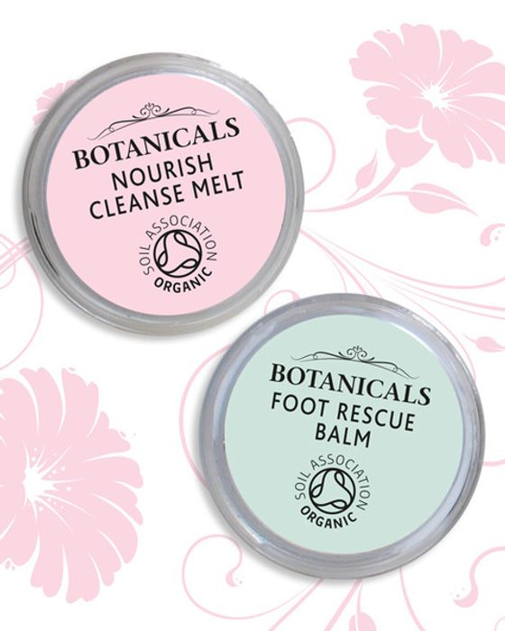 Free Botanicals Duo worth £9.90