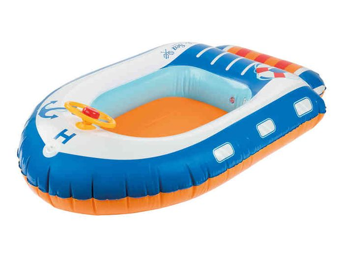 Playtive Junior Inflatable Boat, Aeroplane or Spaceship