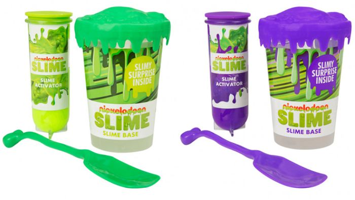 £5 Off Nickelodeon Make Your Own Slime Set