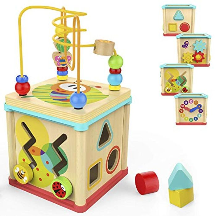 Top Bright Activity Cube Toys for Toddlers -