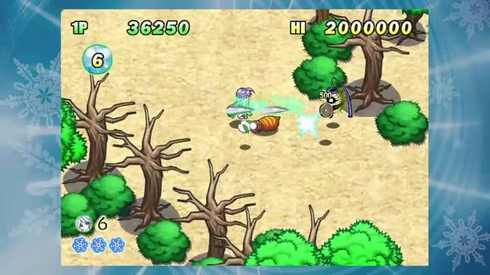 Snow Battle Princess Sayuki for Nintendo Switch