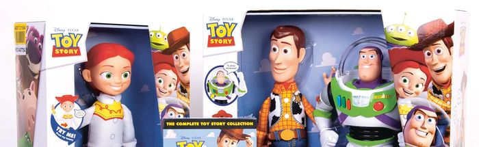 Win! Your Very Own Buzz Lightyear, Woody and Jessie plus Toy Story Box-Set
