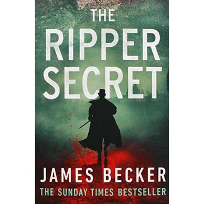 The Ripper Secret fiction Cracking read  Click & Collect