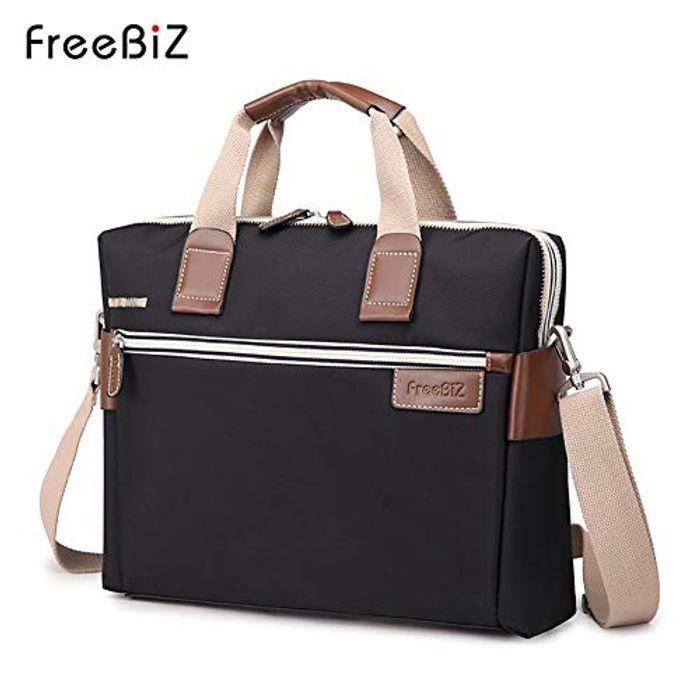 Laptop Bag 15.6 Inch Water Resistant Briefcase