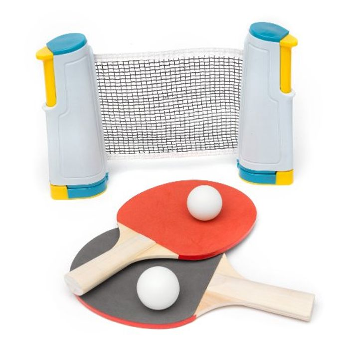 Instant Table Tennis on ANY Table