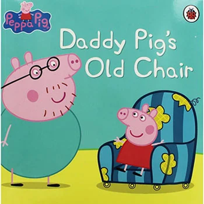 Peppa Pig - Daddy Pigs Old Chair