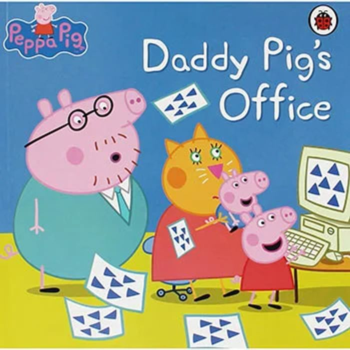 Peppa Pig - Daddy Pigs Office