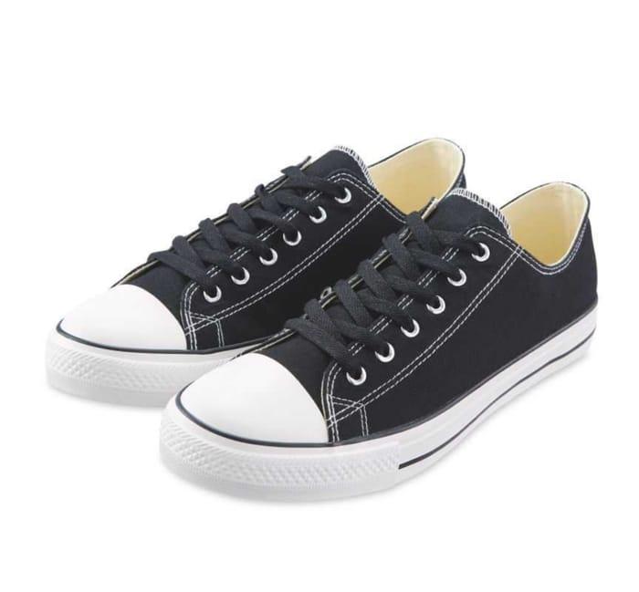 Men Canvas Shoes for £4.99 at Aldi