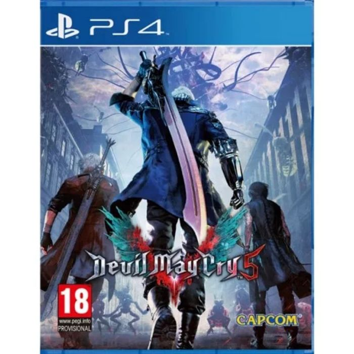 PS4 DEVIL MAY CRY 5 £32.95 Delivered at the Game Collection
