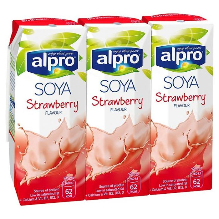 Free Alpro Samples for Profesionals