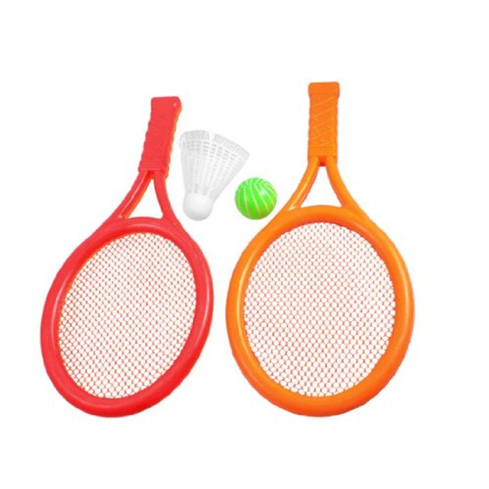 Children Tennis/ Badminton Racket Toy Set (FREE DELIVERY)
