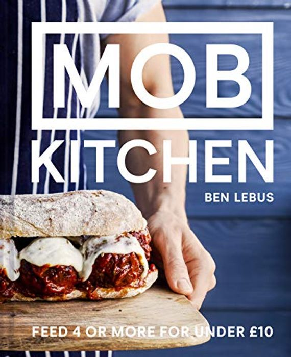Mob Kitchen Cookbook - £4.99 from Amazon!