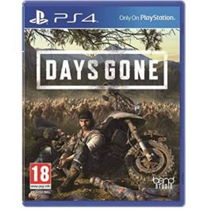 PS4 Days Gone £36.99 Delivered at Go2games