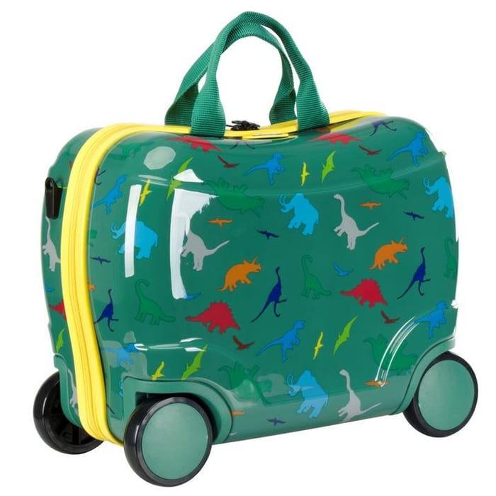 Ride on Kids Wheeled Suitcase.
