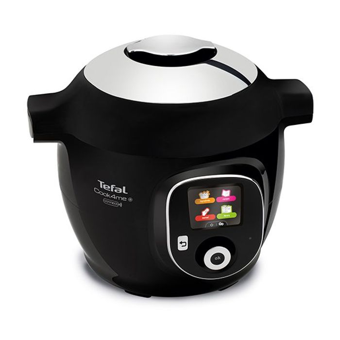 £130 off Tefal Cook4Me+ Connect One-Pot Digital Cooker