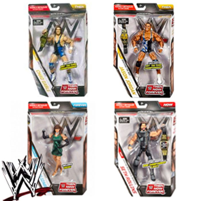 WWE Then, Now & Forever Figure (Instore / Online)