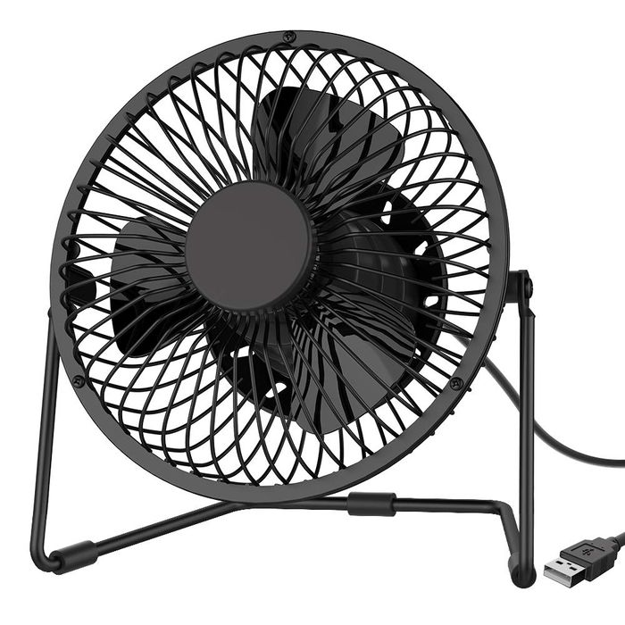 Deal Stack - USB Quiet Desk Fan - 30% off + Extra 20%