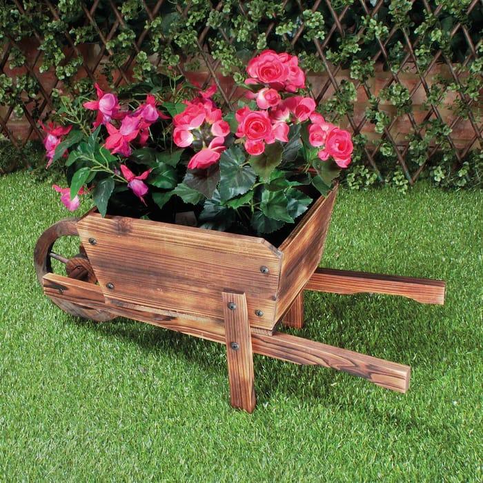Coopers of Stortford - Wheelbarrow Planter - HALF PRICE
