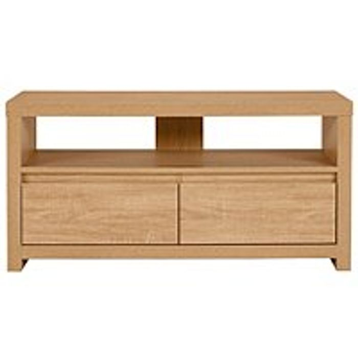 Leighton TV Unit - Natural £26.25 Discount Applied at Checkout