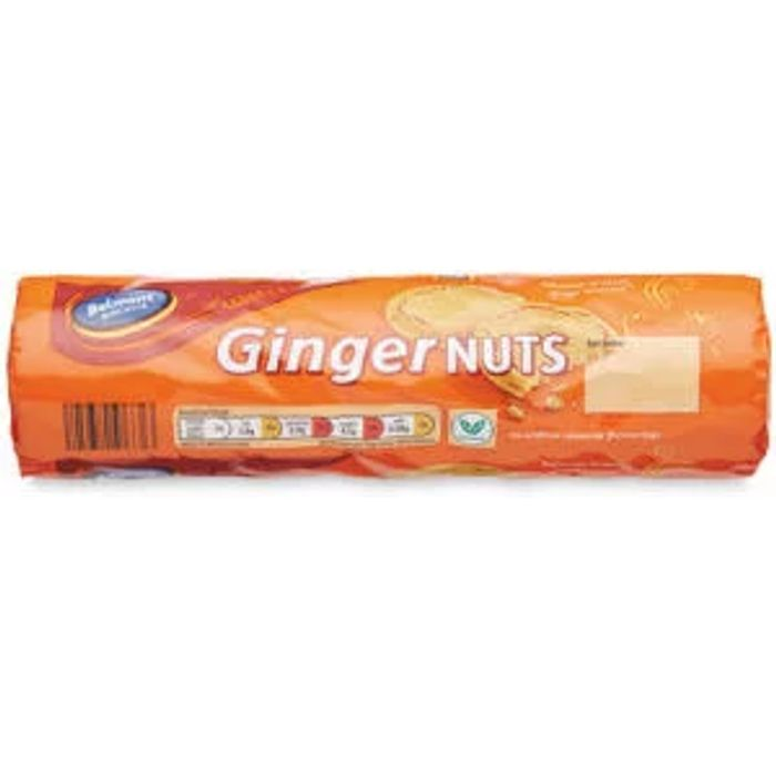 Ginger Nuts 300g in Aldi