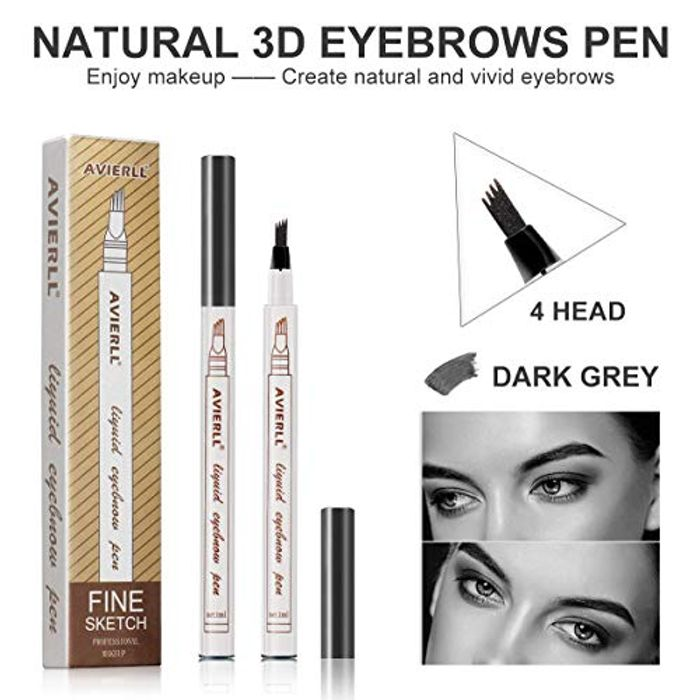 Long Lasting Waterproof Eyebrow Pen