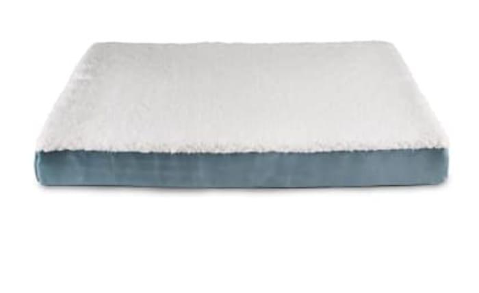 Kokoba Rectangular Memory Foam Bed