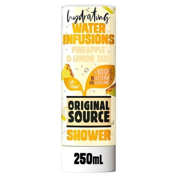 Original Source Pineapple&Lemon Showergel250ml
