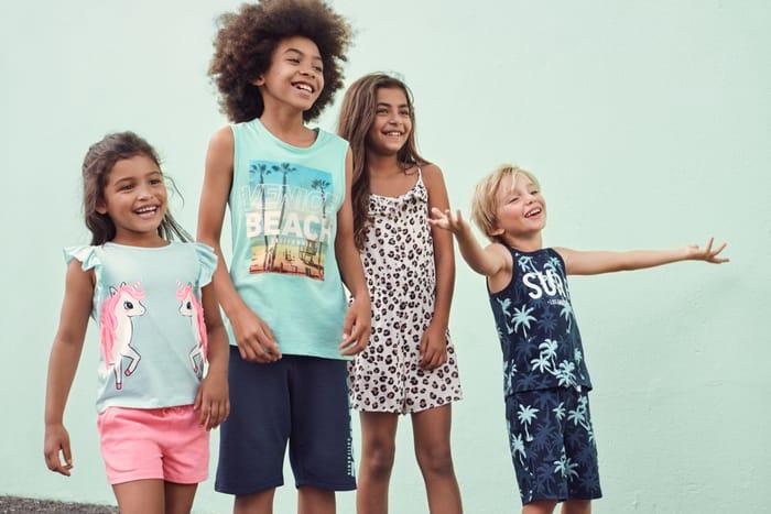 H&M - YAAS! Kids' Summer Picks from £4.99