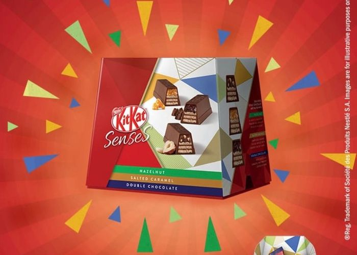 KitKat Senses Mixed Box 200g