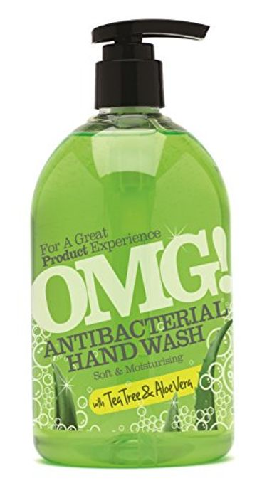 OMG Anti Bacterial Hand Wash Aloe Vera 500ml