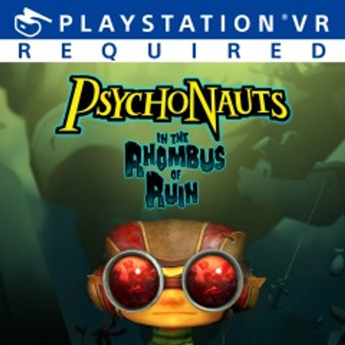 PS4 / PSVR Psychonauts in the Rhombus of Ruin £2.89 at PlayStation Store
