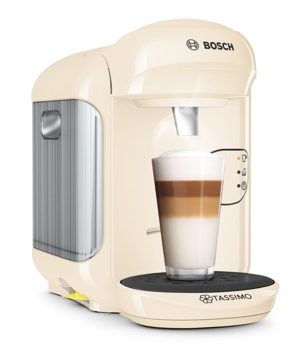 Tassimo By Bosch Cream Vivy 2 Multi Beverage Machine