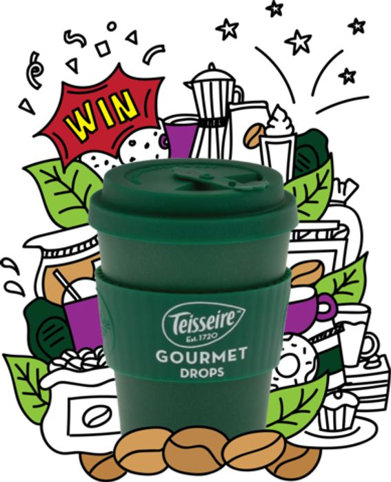 Win Gourmet Drops Infused Coffee