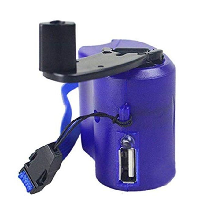 Hand Crank Charger Battery Charger