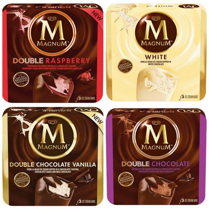 Magnum - 3 Packs