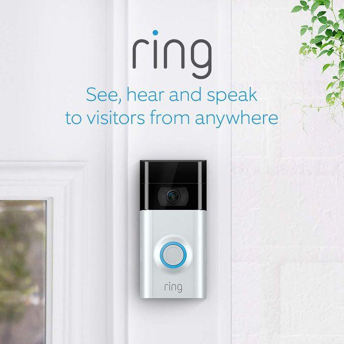 Ring Video Doorbell 2 - Wi-Fi Connected