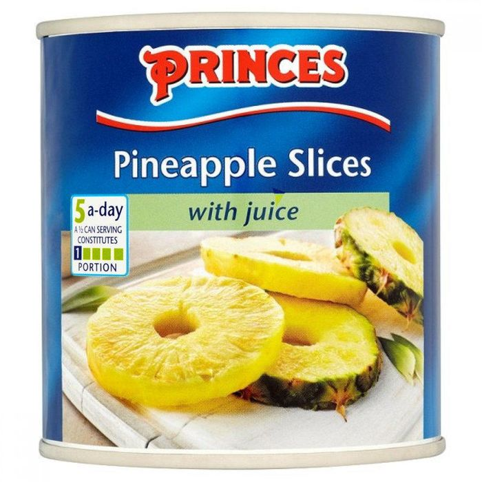 SUNDAY SPECIAL Princes Pineapple Slices with Juice 432g