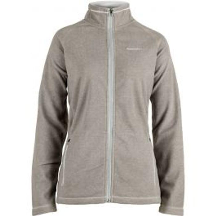 Craghoppers Women's Beetley Fleece Jacket - Quarry Grey Marl - HALF PRICE