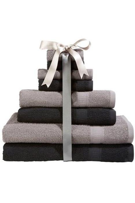 Kingsley 8-Piece Duo Towel Bale - Save £18.39