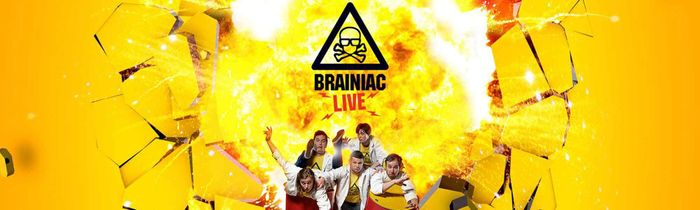Early Bird Tickets! Brainiac Live! at the Garrick Theatre