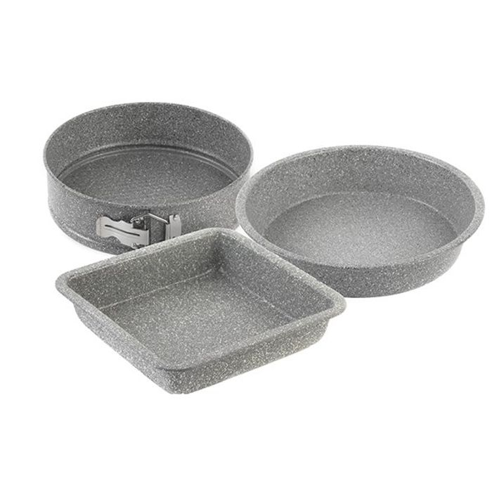 £20 off Salter 3pc Marble Bake and Roast Set