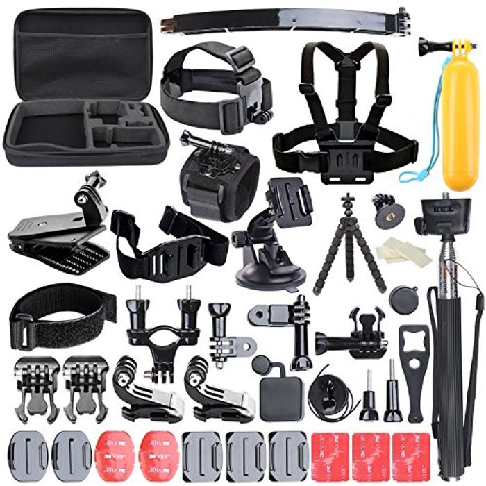 Accessories for Gopro, Ccbetter Action Camera Mounts for Gopro