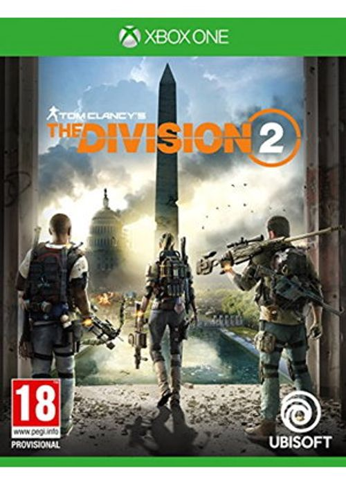 PS4 / XBOX One Tom Clancy's the Division 2 £23.85 Delivered at Base
