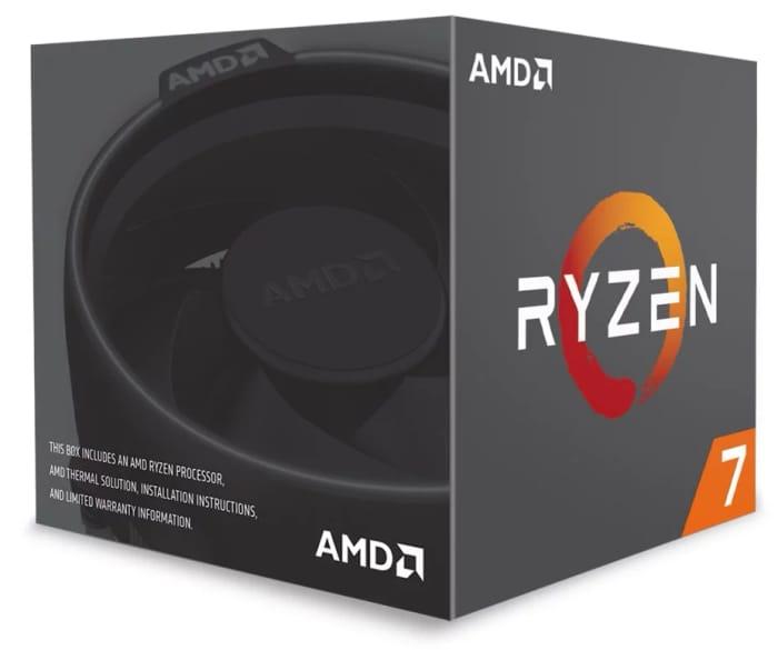 AMD Ryzen 7 1700 3.0GHz Octa Core (Socket AM4) CPU - £133.98 at CCLOnline